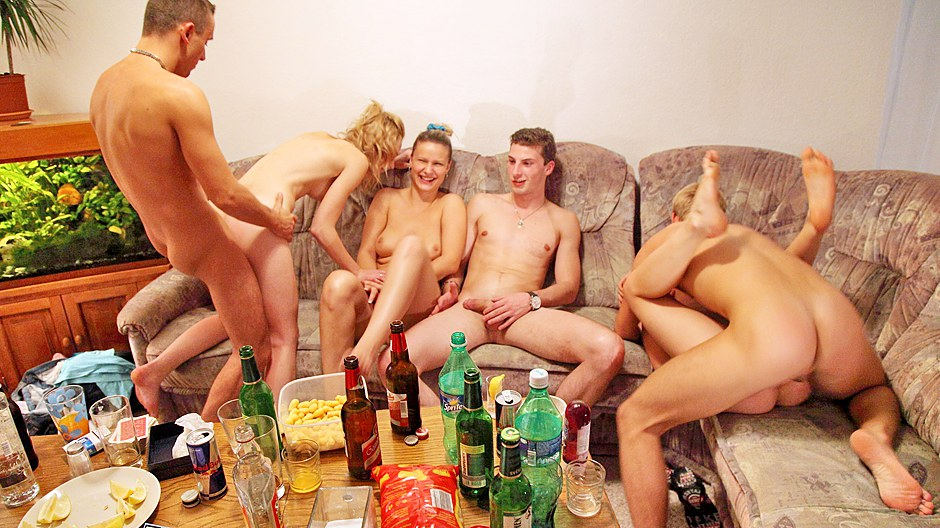 group fuck before after -