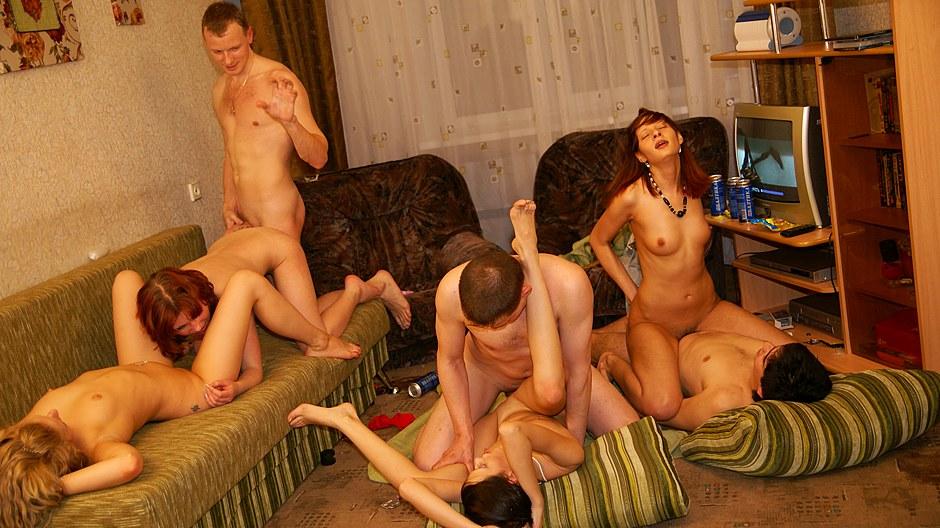Group party sex porn