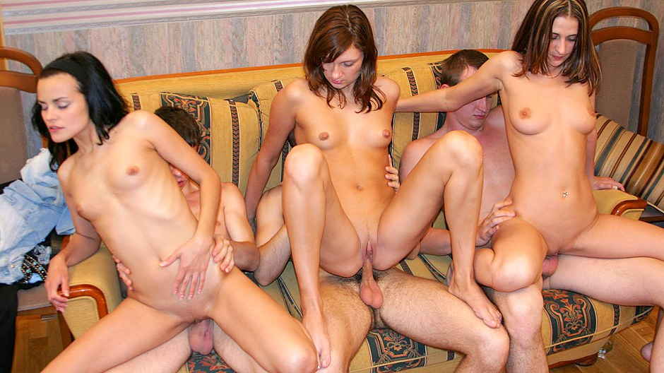 College nude party pictures