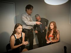 Interrogation Penetration Pt.1