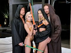 Turning Our Daughters To The Dark Side